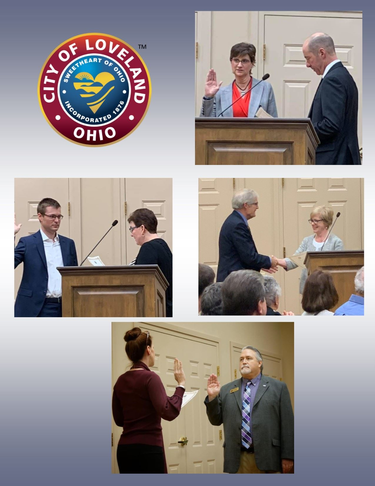 2020 CC Oath of Office and Swearing In